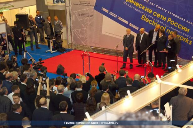 Электрические сети России 2012