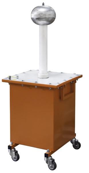 Высоковольтная нагрузка АИСТ-ВН для проведения поверки АИСТ 50/70 / СКАТ-70 / АИП-70 / АИД-70М / АИД-70Ц