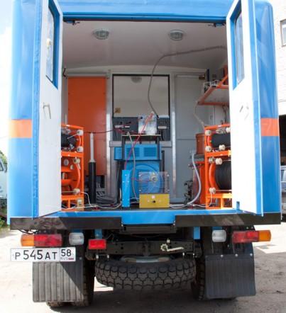 Кабельные электротехнические лаборатории высоковольтных испытаний СУРА (ППУ-1 / ППУ-2 / СУРА-1 / СУРА-2)