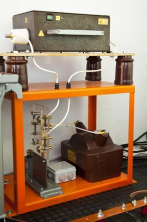 Передвижная высоковольтная лаборатория на базе автомобиля ГАЗ-33081 «Садко» для нужд ОАО «ЭнергоКурган»