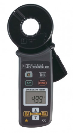Измеритель сопротивления заземления Kyoritsu KEW Model 4200