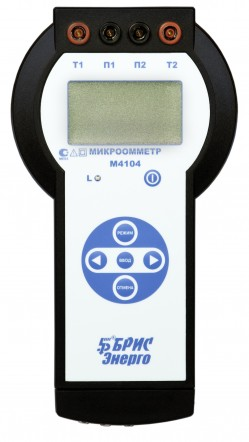 Цифровой микроомметр М4104RS