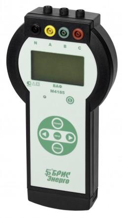 Вольтамперфазомметры цифровые ВАФ М4185 и М4185RS (5А/20А/100А/200А/500А)