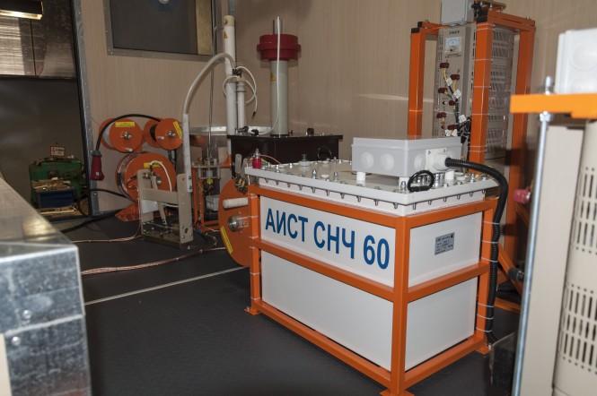 Передвижные испытательные лаборатории СУРА (ППУ-3, ППУ-4, СУРА-3, СУРА-4)