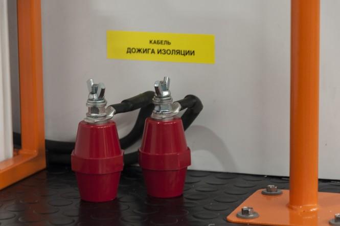 Передвижная кабельная ЭТЛ СУРА на базе ГАЗ-33088 (4х4)