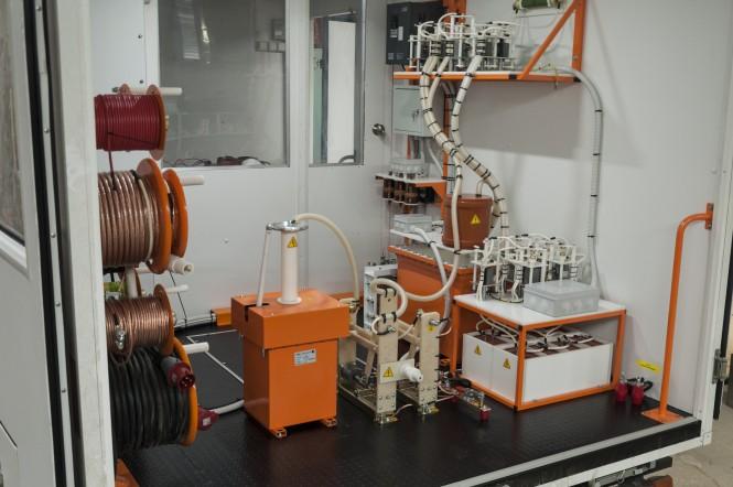 Передвижная электролаборатория СУРА (ППУ-1, ППУ-2, СУРА-1, СУРА-2)