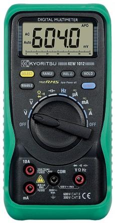 Цифровой мультиметр KEW 1012