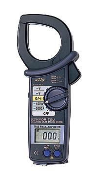 Цифровые токоизмерительные клещи KEW 2002R (AC / 55мм) TrueRMS