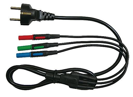 """Цифровой измеритель полного сопротивления петли """"Фаза-Ноль"""" / ожидаемого тока повреждения / предполагаемого тока короткого замыкания с функцией ATT Kyoritsu KEW Model 4140"""