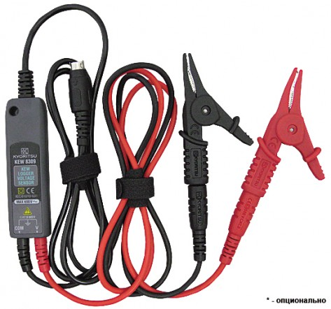 Регистратор параметров электросети Kyoritsu KEW Model 5020
