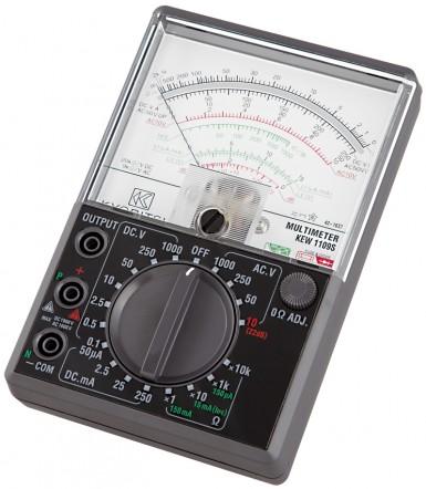 Аналоговый мультиметр KEW 1109S