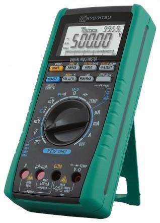 Высокоточный цифровой мультиметр для промышленного применения KEW 1061