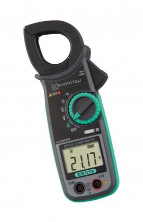 Цифровые токоизмерительные клещи KEW 2117R (AC / 33мм)