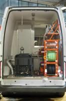 Реализованный проект: 15/01/15 прошла передача электротехнической лаборатории ППУ-2 «СУРА» для испытания кабелей 6-10 кВ, оборудования подстанций специалистам МУП «Коломенская электросеть» г. Коломна Московской области
