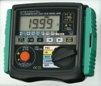 KEW 6050 - Многофункциональный измеритель 3 в 1 (Loop / RCD / PSC)