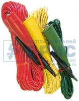 Кабели измерения сопротивления заземления KEW 7095 для KEW 4102A / KEW 4102A-H / KEW 4105A / KEW 4105A-H / KEW 6017 / KEW 6017F / KEW 6018 / KEW 6018F