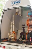 Реализованный проект: Базовая модель подстанционной ЭТЛ СУРА на базе ГАЗ-27057