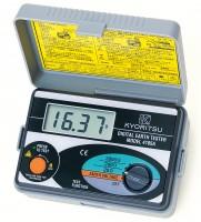 KEW 4105A - Цифровой тестер заземления