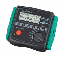 KEW 4106 - Цифровой тестер заземления и удельного сопротивления