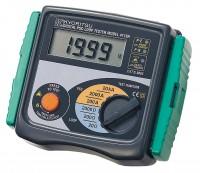 KEW 4118A - Измеритель сопротивления петли Ф-0 и тока КЗ